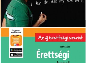 Remek könyveket vásárolhat gyermeke számára a sikeres angol vizsga érdekében!