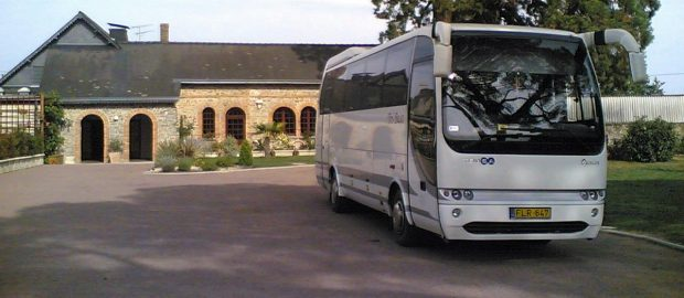 Kényelmes buszutak külföldre!