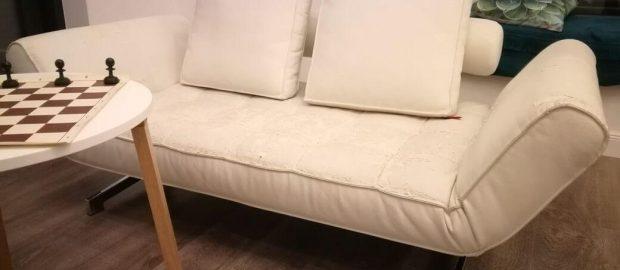 Gyönyörűen felújíthatja már meglévő szövet kanapéját!