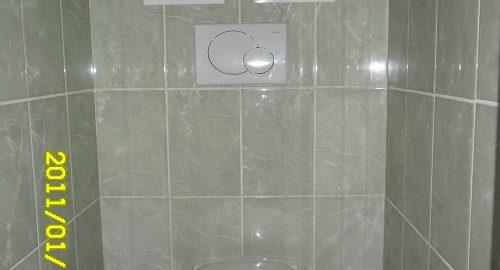 Gyorsan és precízen cseréljük wc-tartályát.
