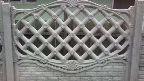 kerítéspanel sablonok